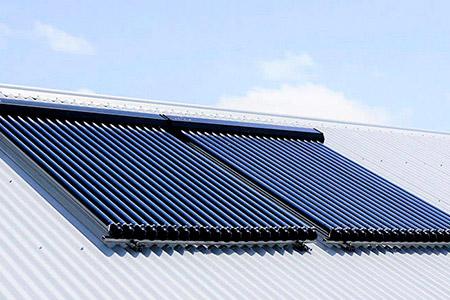 Calefaccion por placas solares trendy awesome placas - Placa solar termica ...