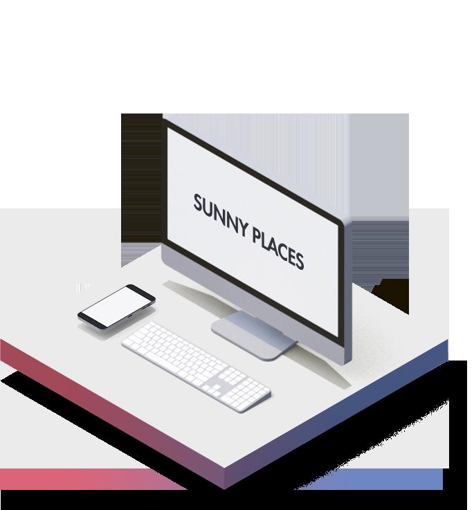 SMA Monitoring (opcional) Monitoriza los flujos de energía y muestra la potencia de su SMA Energy Systems Home a través del portal web Sunny Places y, en el futuro, a través de una aplicación