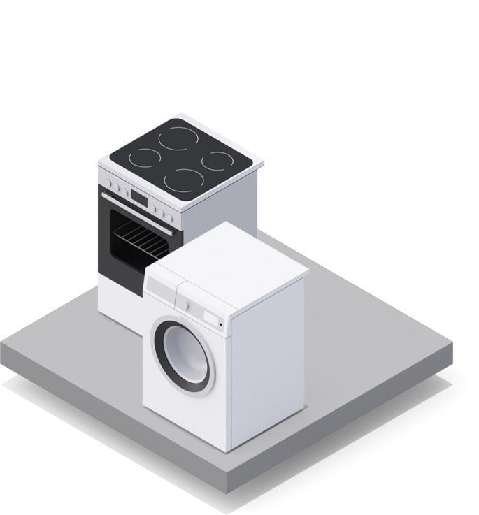 Electrodomésticos inteligentes con interfaz EEBUS
