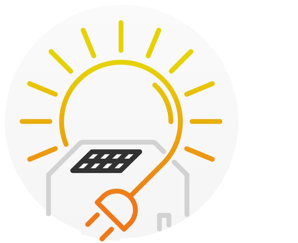 Gestión inteligente de la energía para un mayor autoconsumo de energía solar
