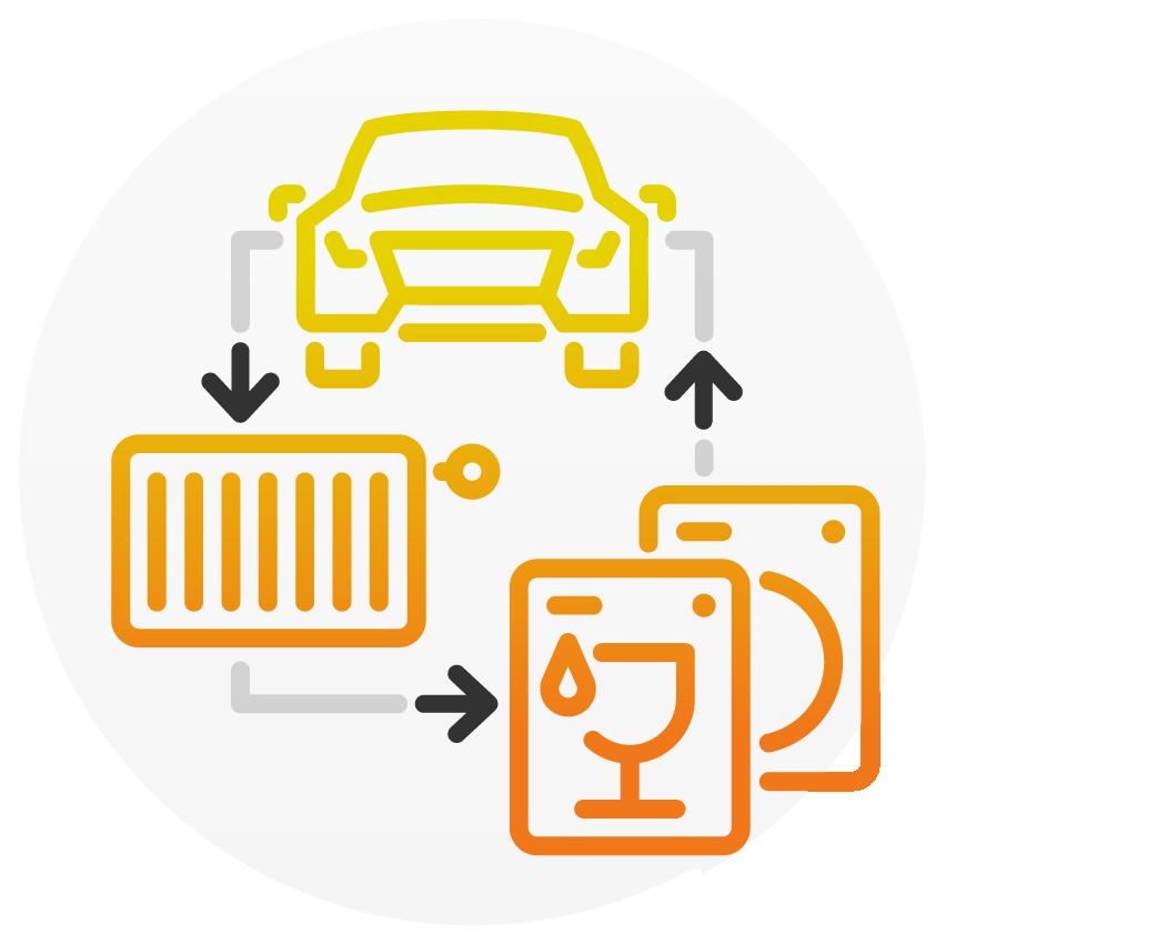 Todos los equipos consumidores de su hogar interconectados en un sistema integral