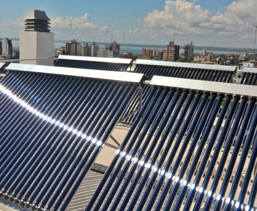 Agua Caliente Solar Proyectos a medida